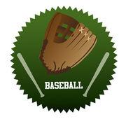 Baseball — Stock Vector