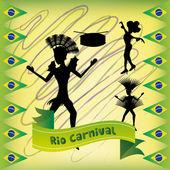 Carnival — Stock Vector