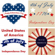 Happy independence day — Stock Vector #76493771