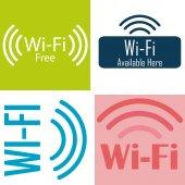 Wifi 上网 — 图库矢量图片