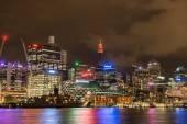 Sydney city cbd. — Stockfoto