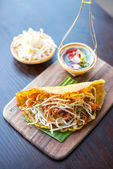 Thai foods on the table — Stock Photo
