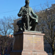 Monument to a great russian composer Nikolai Rimsky-Korsakov — Stock Photo #55297861