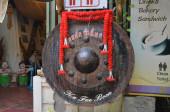 仏教の祈りドラム — ストック写真