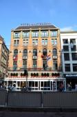 "The hotel ""Amsterdam"" — Stock Photo"