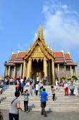 Templo do buda de esmeralda — Foto Stock