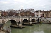 Ponte Sant'Angelo — Stock Photo