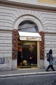 Boutique Borsalino — Stock Photo