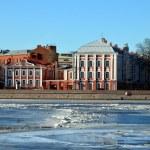St. Petersburg State University — Stock Photo #67291411