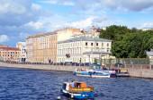 Туризм в Санкт Петербурге — Стоковое фото
