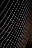 Background texture of braided mesh — Stockfoto