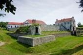 Castle of Zbarazh — Stock Photo