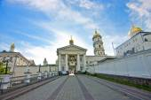 Entry Pochayiv Lavra — Stock Photo
