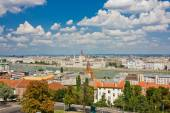 View of Buda and Pest — Stock Photo