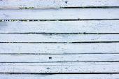 Wood white fence — Stock Photo