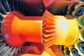 Plane Turbine — Stock Photo