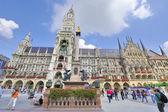 Marienplatz — Stock fotografie