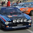 The oldest rally in spain, 63 Rally Costa Brava. Sporting Rally Champ. Lloret de Mar - Girona. — Stock Photo #67416267