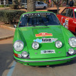 The oldest rally in spain, 63 Rally Costa Brava. Sporting Rally Champ. Lloret de Mar - Girona. — Stock Photo #67418205