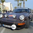 The oldest rally in spain, 63 Rally Costa Brava. Sporting Rally Champ. Lloret de Mar - Girona. — Stock Photo #67419189