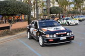 The oldest rally in spain, 63 Rally Costa Brava. Sporting Rally Champ. Lloret de Mar - Girona. — ストック写真