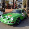 The oldest rally in spain, 63 Rally Costa Brava. Sporting Rally Champ. Lloret de Mar - Girona. — Stock Photo #67420821