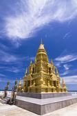Wat in Koh Samui . — Foto de Stock