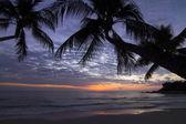 Himmel och hav — Stockfoto