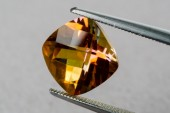 Topaz gemstone — Stock Photo