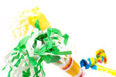 Party objects — Stock Photo