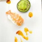 Sushi and wasabi — Stock Photo #62440509