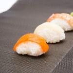 Sushi and wasabi — Stock Photo #62440599