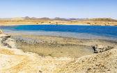Yatay Milli parkın Ras mohammed Mısır, Kızıldeniz — Stok fotoğraf