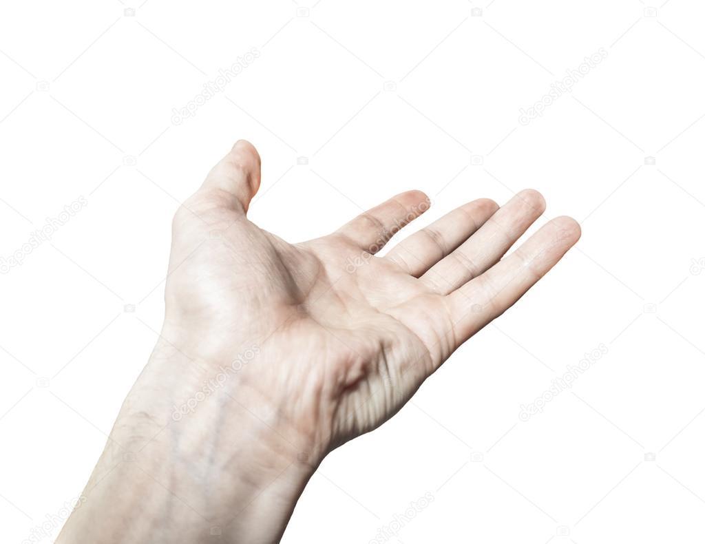 jeuk linker handpalm