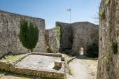 Fortress in the old town of Bar in Montenegro on a  summer day — Stock Photo