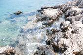 Красивое Средиземное море у индейки — Стоковое фото