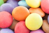 Priorità bassa della caramella o pillola — Foto Stock