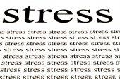 Stress stress stress — Stock Photo