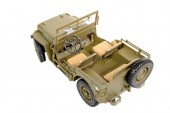 Military vehicle toy — Stock Photo