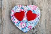 hearts for Valentine's Day — Foto Stock