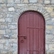 Door in the wall of the fortress — Stock Photo #59268383