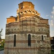 Church Pantocrator Christos in Nessebar from the 13th century in Bulgaria — Stock Photo #56175069
