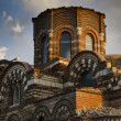 Church Pantocrator Christos in Nessebar from the 13th century in Bulgaria — Stock Photo #56175093