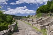 Tsarevets Fortress in Veliko Tarnovo — Stock Photo