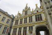 Aaron Civil Registry, Bruges. — Stock Photo