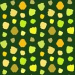Green Blots Pattern — Stock Vector #71356357