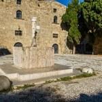 Byzantine fountain — Stock Photo #57395573