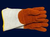 Pair working gloves — Stock Photo