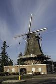 Mulino a vento Duthc in Arnhem — Foto Stock