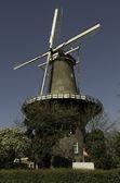 Duthc windmill — Stock Photo